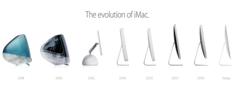 The-evolution-of-the-iMac