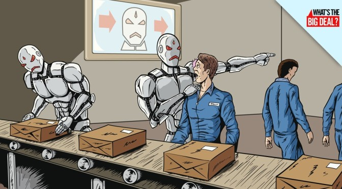 Employment and living with AI