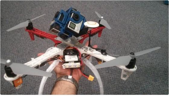 rms drone screenshot