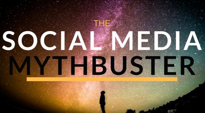 Social Media Myth Busting and Cyborgology