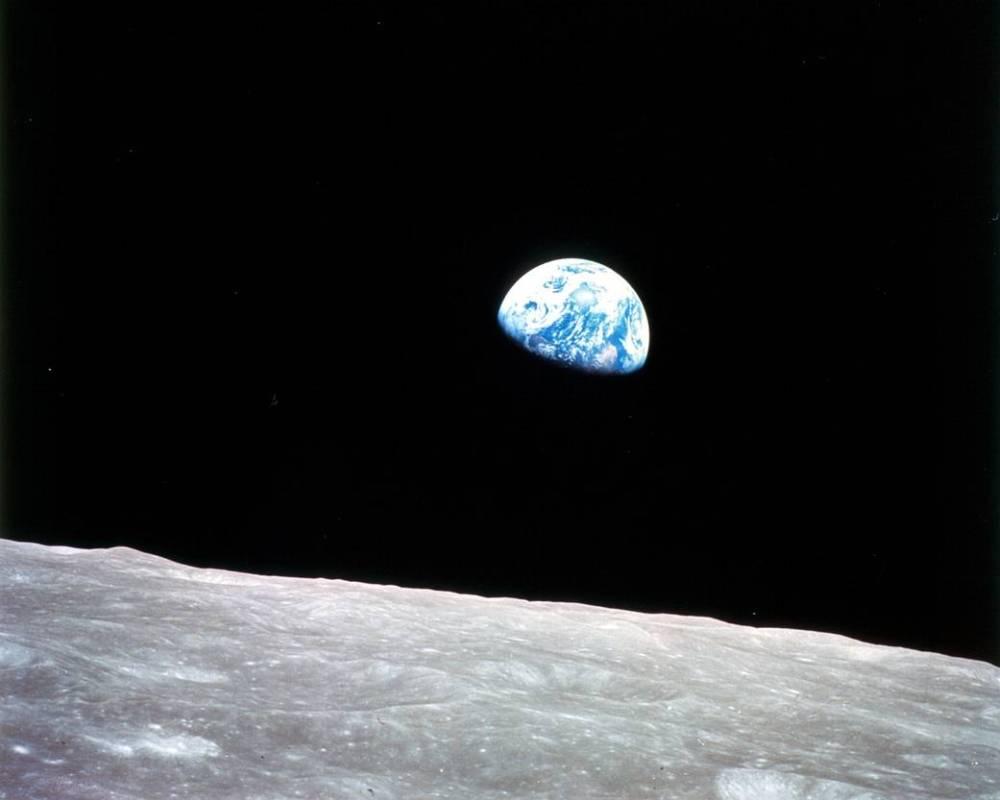 Earthrise by NASA