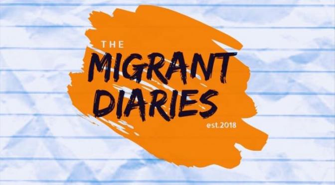 THE MIGRANT DIARIES – YEAR 2