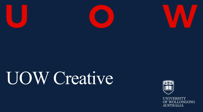 UOW Creative Internship – Project Pitch