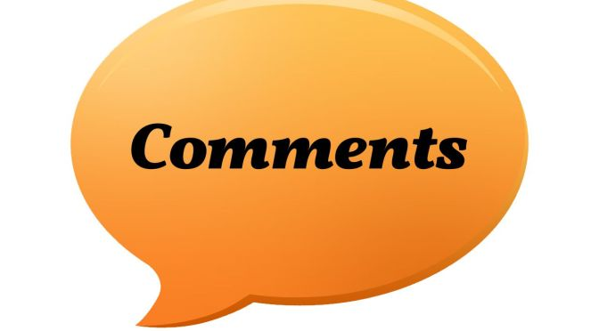 BETA Comments #BCM325