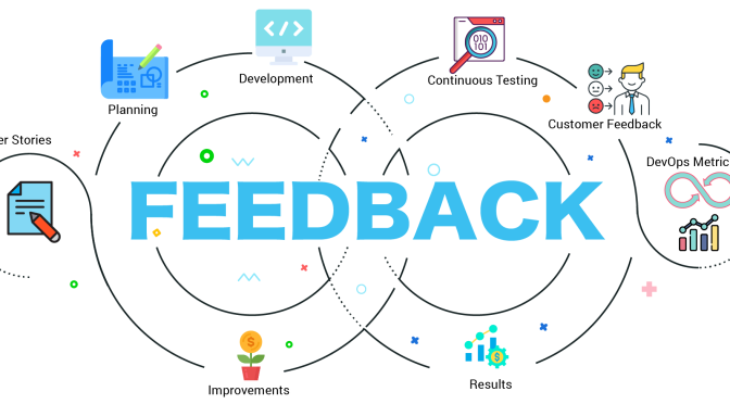 Get ready for round 2…of feedback