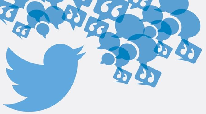 Live tweeting 2.0