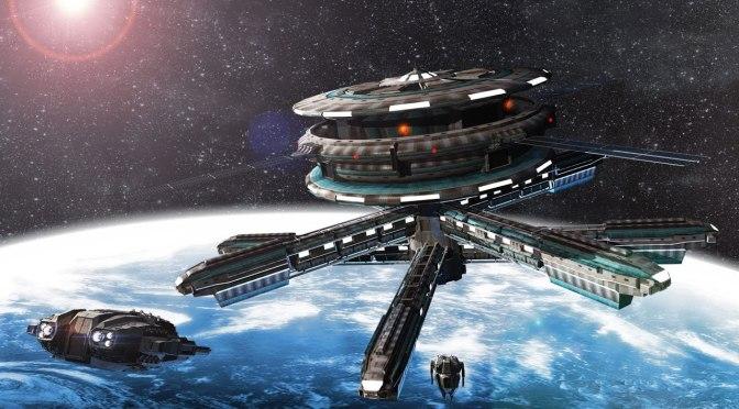 Space Future: A Digital Artefact.