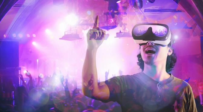 Virtual Reality Becomes Reality!